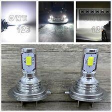 NEW CSP H7 6000K Super White 7000LM CREE LED Headlight Bulbs Kit High Low Beam
