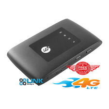 ZTE MF920 Mobile TRAVEL Hotspot 150Mbps LTE 4G 3G Router Modem WiFi UNLOCKED