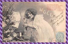 Carte Postale - Bergeret - Noêl