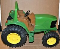 "ERTL John Deere Tough Tractor 10"" X 6.5"" X 7"", Metal/Plastic Diecast Used Excell"