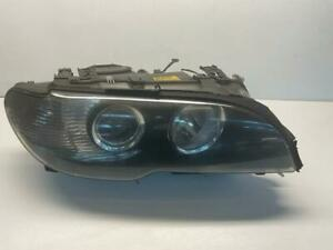 2005 BMW 3-SERIES E46 CONVERTIBLE, COUPE DRIVER, O/S FRONT HEADLIGHT