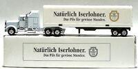 Iserlohner - Biertruck-Nr.01 - Kenworth W900B SZ - KW 75€ - (OVP) RAR!
