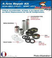 Kit Bagues de Triangle Supérieur 50-1078 Suzuki LT-A500XP POWER STEERING 11-13