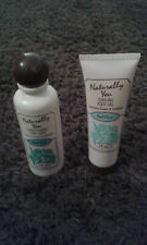 Naturally You Foot Care Conditioning Bath Cooling Gel RARE VINTAGE DISCONTINUED