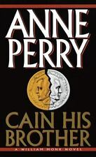 William Monk Novel: Cain His Brother by Anne Perry (1996, Paperback)