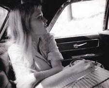 Mia Farrow par Sam Shaw Original Vintage 1964