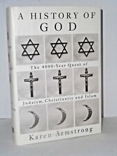 History of God, The 4000 Year Quest for Judaism, Christianity and Islam H/C