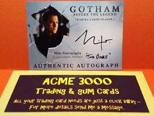 Cryptozoic Gotham Before The Legend MILO VENTIMIGLIA Autograph Card MV The Ogre