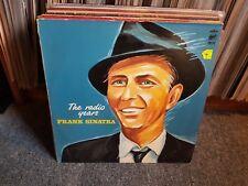 Frank Sinatra  – The Radio Years (Album) POLNISCHES VINYL