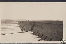 Egypt Postcard - View of The Assouan Dam    RT420