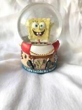 *Mint* Spongebob SquarePants Musical Snow Globe:Enesco SpongeBob Theme Song 2004