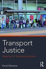 TRANSPORT JUSTICE - MARTENS, KAREL - NEW PAPERBACK BOOK