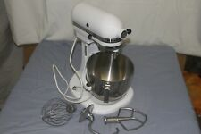 Kitchenaid Professional 5 Mixer Color:  White