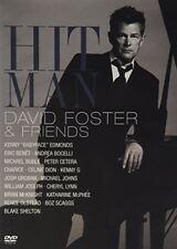 Hit Man David Foster & Friends [New DVD]