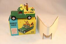 Corgi Toys 472 Land Rover Public Address Vehicle in mint in box condition