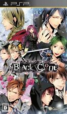 Used PSP BLACK CODE Japan Import ((Free shipping))