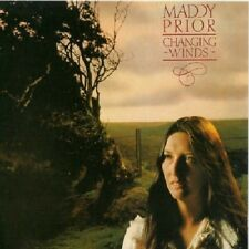 Maddy Prior Changing Winds CD NEW SEALED 1993 Remastered Folk Steeleye Span