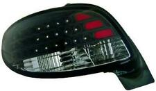 Rückleuchten Set für Peugeot 206 CC 98-05 LED Schwarz