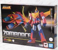 GX-81 Soul of Chogokin Zambot 3 Series: ZAMBOACE Robot SOC Bandai Tamashii
