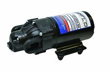 2.2 GPM Diaphragm Water Pump w/ Quick Attach Ports 70 psi Lawn Sprayers Boats RV
