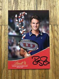 Orig. Sig. AK Roger Federer - MEGA RAR - Schweiz - Tennis