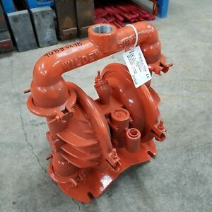 """Wilden Pump 04-10010, M279360 Diaphragm Pump, 1-1/4"""" NPT. T4/AMAB/NE/NE/NE - NEW"""