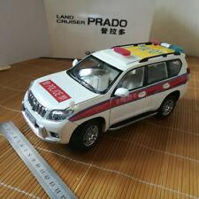 Diecast model Hong Kong Police Toyota Prado Land Cruiser 1:18 Modified