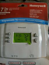 Honeywell Rth2510B 7-Day Programmable Thermostat with Backlit Display