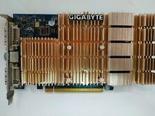 Gigabyte Gv Rx165256d Rh Radeon x1650 Graphics Card Pci