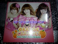 Orange Caramel 1st Mini Album After School Global CD New Sealed Ultra Rare