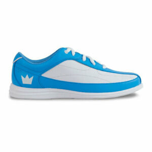 Women's Bowling Shoes Brunswick Bliss Blue White Right And Lefthand