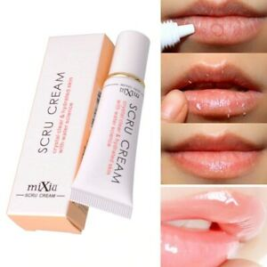 Lips Protect Moisturizing Cosmetics Dead Skin Remover Pink Color Care Scrub Tool