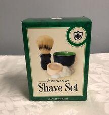 Premium Pro Shave Shaving Set Soap Bowl Brush Kit Men Kits Mens Gift Gifts New