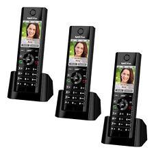 3x AVM FRITZ!Fon C5 VoIP DECT Telefon Smart Home FritzBox Anrufbeantworter