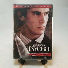 American Psycho Dvd 2005 Uncut New Free shipping