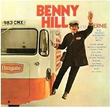 Sings Ernie: The Fastest Milkman in the West by Benny Hill (Comedy) (CD,...