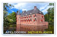 APELDOORN NETHERLANDS FRIDGE MAGNET SOUVENIR IMAN NEVERA