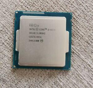 Intel® Core™ i5-4570, 3.20GHz, CPU Processor, SR14E,