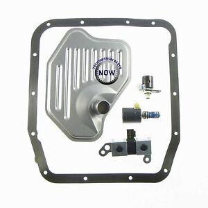Ford AODE 4R70 4R75 Solenoid Set with Filter Shift EPC TCC solenoid 76431CEAK