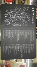 Smith & Wesson Model 410 Gun Cleaning Mat