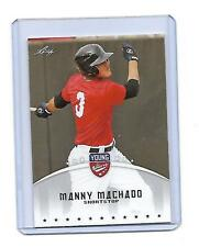 2012 LEAF MANNY MACHADO ROOKIE RC CARD YOUNG STARS BALTIMORE Orioles HOT!!!