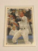 2007 UD Masterpieces Baseball Base Card #72 - Alex Rodriguez - New York Yankees