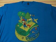 3X- NWOT Theyetee Poke Ball Run Enchanted Neighbor Limited Edition T- Shirt
