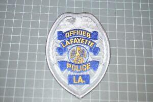 Lafayette Police Louisiana Police Chest Patch (US-Pol)