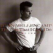 John Mellencamp : Best That I Could Do: 1976-1988 Rock 1 Disc CD