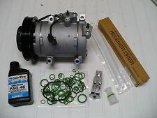 2010-2014 ACURA TSX (3.5L engines) NEW A/C AC COMPRESSOR KIT