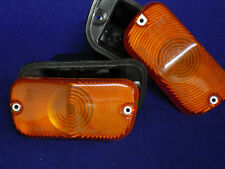 FIAT 1500 C FRONT LIGHTS CATALUX FANALINI ANTERIORI