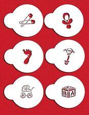 Baby Collection Cookie Stencils by Designer Stencils #C197