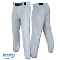 CHAMPRO BP3 SOLID COLOR   ADULT BASEBALL/SOFTBALL PANTS