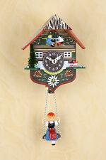 Horloge forêt-noire sans Coucou Luminaire et Horloge balançoire Bascule